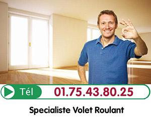 Deblocage Volet Roulant Maurecourt 78780